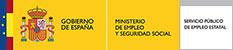 Logo Servicio Público de Empleo Estatal